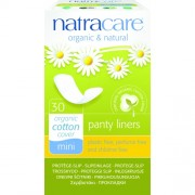 Absorbante zilnice minibreathable - Natracare