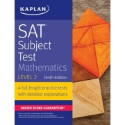 SAT Subject Test Mathematics Level 2, Paperback