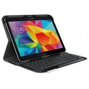 Logitech Ultrathin Bluetooth Black mobile device keyboard