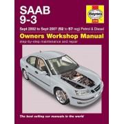 Haynes Manuel d'atelier Saab 9-3 Essence & Diesel (Sep 2002 - Sep 2007) 4749