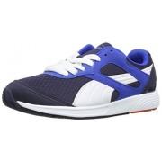 Puma Men's FTR TF-Racer Peacoat-White-Strong Blue Mesh Running Shoes - 6 UK/India (39 EU)