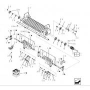 Arbre ameneur alternatif 30 mm New Holland 86625487