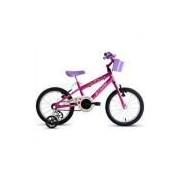 Bicicleta Infantil Skii Feminina Aro 16 Stone Bike