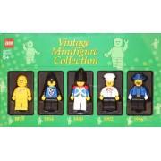 Set 852697 - Minifigs: 2009 Vintage Minifigure Collection Vol.3- Nieuw