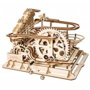 3D Puzzle De Pintura Forma De La Rueda Rusa Waterwheel