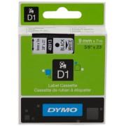 Dymo 40913/41913 Nastro nero su bianco Originale S0720680