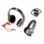 Kayone cuffie auricolari black/white