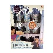 Frozen 2 - 9 db-os slime szett