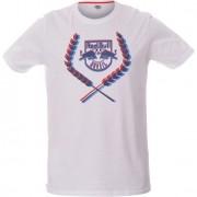 Camiseta Red Bull Brasil Futebol Louros 3D - G