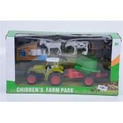 Traktor Farma Set (377007)