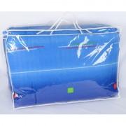 """Олекотена завивка """"Blue Sea"""" - 100% памук"""