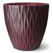 Vaso Infinity Rededondo Cor Rubi Nutriplas Ref-7300504