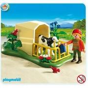 Cow Calf Pen Farming Life Playmobil