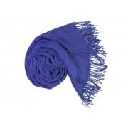 Carlo Romani Dámská modrá pašmína P17