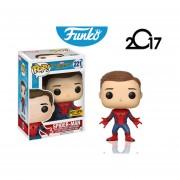Spider Man Exclusivo Unmasked Funko Pop Pelicula Spiderman Homecoming Marvel Hot Topic ENVIO GRATIS