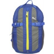 Puma Unisex Blue Casual Backpacks 5 L Backpack(Multicolor)