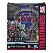 Transformers Figura de Acción Studio Series 34 Clase Líder, Optimus Prime