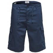 ONLY&SONS Pantaloni scurți pentru bărbați Nadir Cargo Shorts Pk 2454 Dress Blues 33