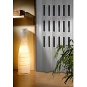 Kasko Shrnovací dveře plastové do 83x250cm 3 řady prosklení