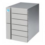 RAID, 60TB, Lacie 6big, Thunderbolt 3 & USB 3.1 (STFK60000400)