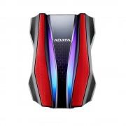 """ADATA Durable HD770 HDD Extern 1TB 2.5"""" USB 3.2 Gen 1 Rosu"""