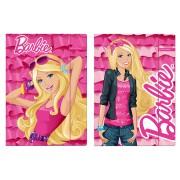 Barbie gumis mappa - A4