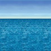 Sceneseter Cruise Ship zeezicht