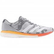 adidas Women's Adizero Boston 8 Running Shoes - Grey - UK 6.5