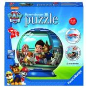 PUZZLE 3D PAW PATROL, 72 PIESE