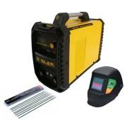 Silex France ® Pack poste à souder 160A + masque de soudure 100KNO + 50 électrodes Silex ®