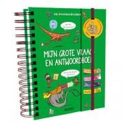 Mijn grote vraag en antwoordboek: De dinosaurussen - Larousse