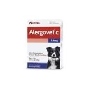 Alergovet C 1,4 Mg Antialérgico Com 10 Comprimidos - Coveli