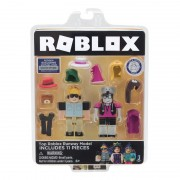 Roblox Celebrity Blister 2 Figurine Top Roblox Runway Model