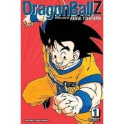 Dragon Ball Z, Vol. 1 (VIZBIG Edition) by Akira Toriyama
