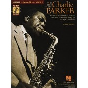 Voelpel, Mark The Best of Charlie Parker: A Step-By-Step Breakdown of the Styles and Techniques of a Jazz Legend