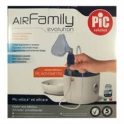 Pic Artsana Linea Dispositivi Medic Famiglia AirFamily Evolution Aerosol Pistone