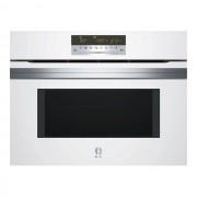 Balay Horno Serie Cristal 3CW5178B0 Compacto Con Microondas Blanco