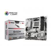 MSI B450M MORTAR TITANIUM Presa AM4 AMD B450 micro ATX