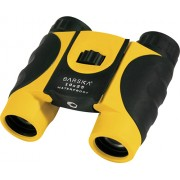 Barska - Colorado 10 x 25 Waterproof Binoculars - Black/Yellow