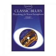 Music Sales Guest Spot Classic Blues Play-Along