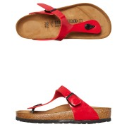 Birkenstock Womens Gizeh Sandal Patent Tango Red