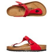 Birkenstock Womens Gizeh Sandal Red