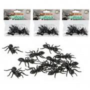 Geen 36x Horror decoratie mieren van plastic 5 cm