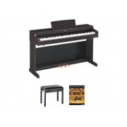 Yamaha Piano Digital Yamaha YDP 163R Pack