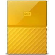 HDD Extern WD My Passport Ultra NEW, 1TB, 2.5, USB 3.0, yellow