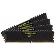 DDR4 64GB (4x16GB), DDR4 2400, CL16, DIMM 288-pin, Corsair Vengeance LPX CMK64GX4M4A2400C16, 36mj
