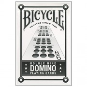 Bicycle Double Nine Domino Card Game Playing Cards! Imported From USA! 100% Original!