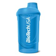 BioTechUSA Wave Shaker 600ml - Kék