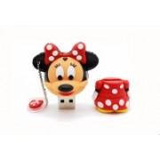 Pankreeti Minnie Mouse 32 GB Pen Drive(Red)