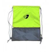Get Fit Gymbag 42 x 32 - sacca portascarpe - Green/Grey